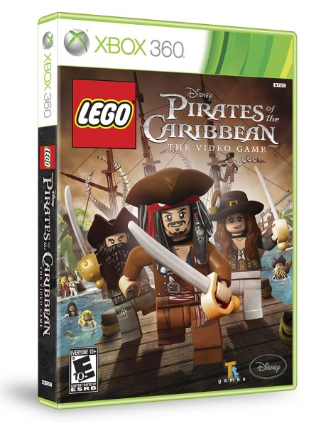 Video Game Review: Lego Pirates of the Caribbean for Xbox 360 - ImagiNERDing