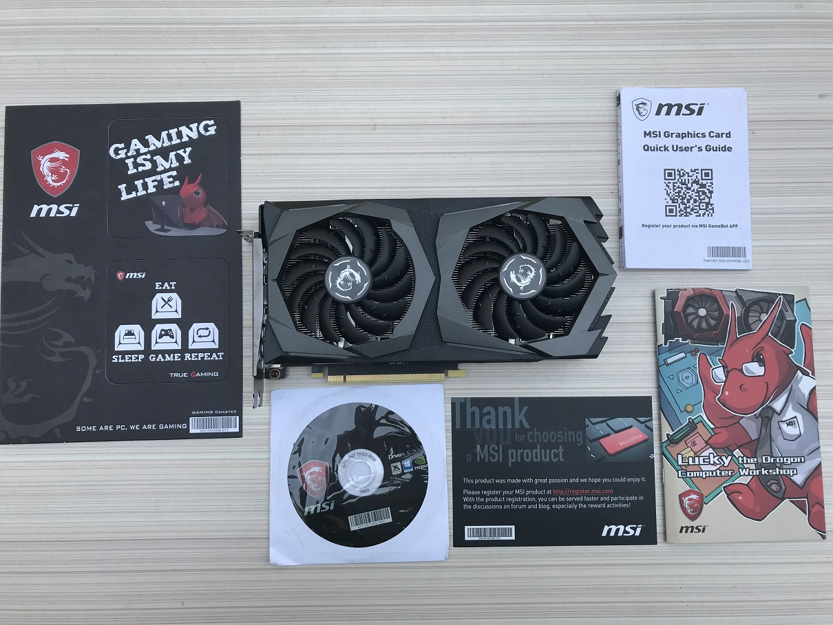 MSI GTX 1660 Gaming X Review ~ Computers and More | Reviews