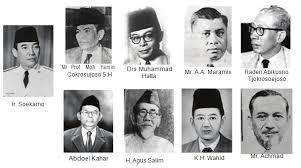 Perumusan Dasar Negara oleh Pendiri Negara