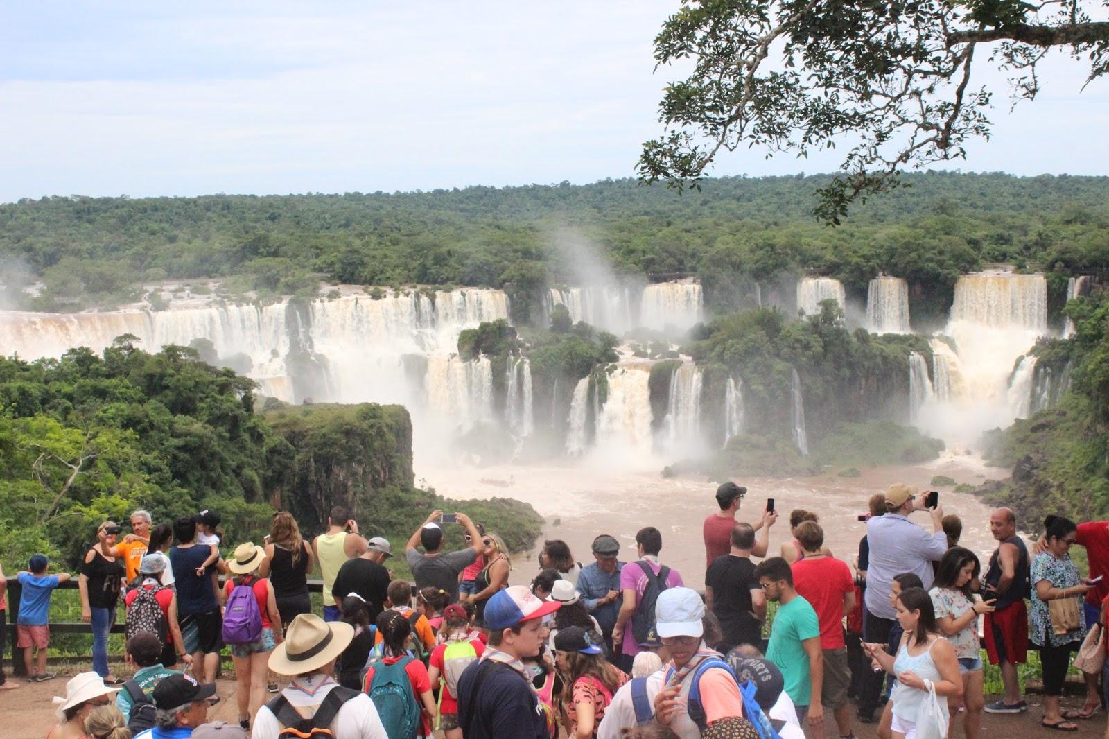turismo Cataratas del Iguazu Lado Brasileño