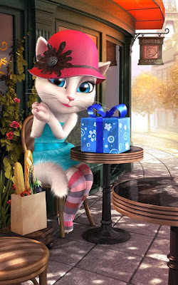 my Talking Angela Apk Mod 2
