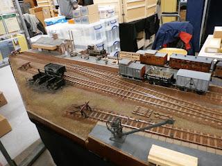 Epsom and Ewell model railway exhibition