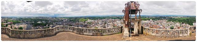 Vue de la cathédrale Saint-Etienne de Bourges