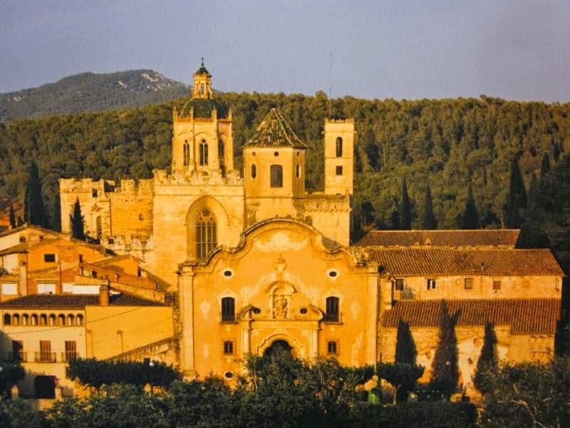 Santes Creus Monastery in Catalonia