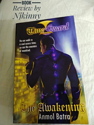 #BookReview Time Guard: The Awakening (21st Century) by Anmol Batra
