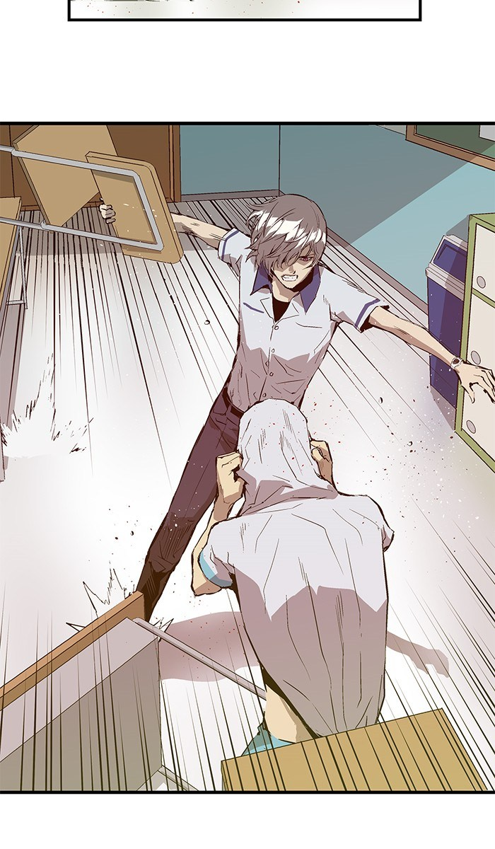Webtoon Weak Hero Bahasa Indonesia Chapter 35
