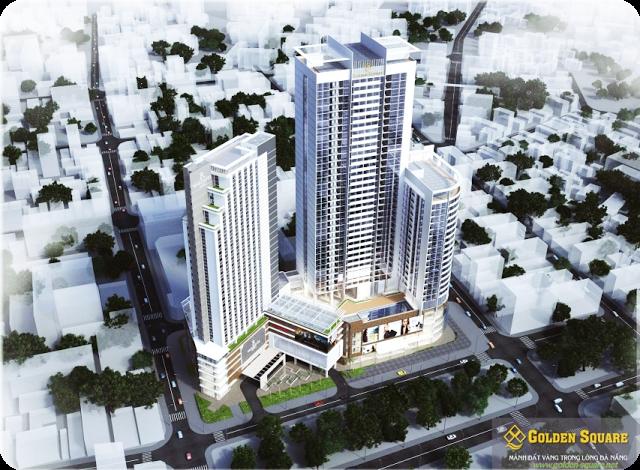 Mở bán chính thức dự án Golden Square Đà Nẵng