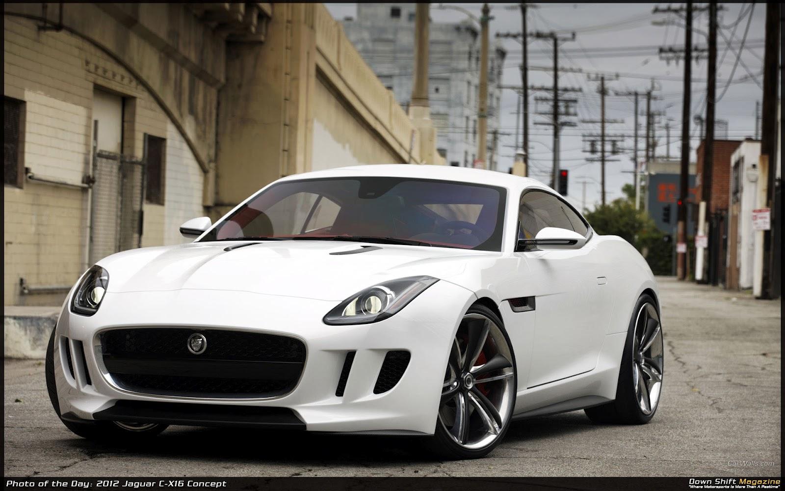 Expensive Sports Cars: jaguar eco sports cars 2012