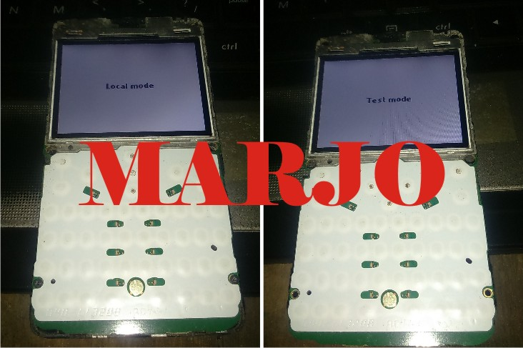 Nokia 210 Local Mode Dan Test Mode Solution