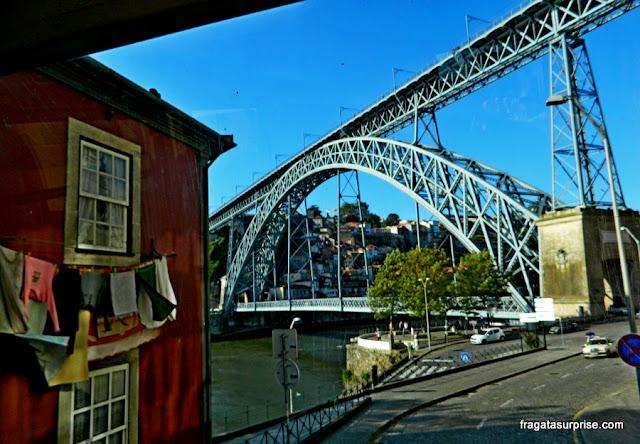 Ponte D. Luís, Cidade do Porto, Portugal