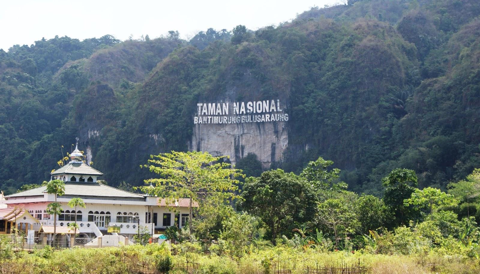 Taman Nasional Bantimurung Sulawesi