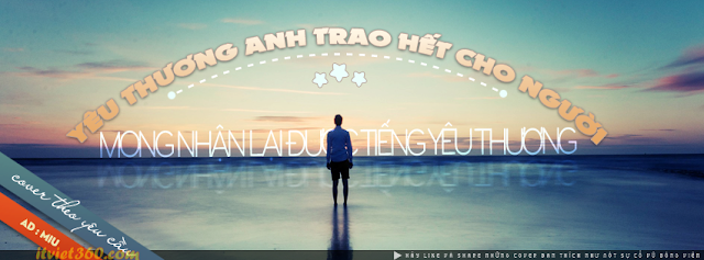 ảnh bìa Facebook đẹp mới nhất tháng 10/2013 - Cover FB, anh bia dep