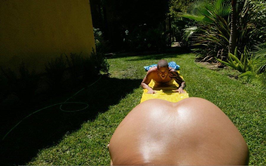 Insatiable Woman Carmella Bing Big Butt Dive Bigwetbutts, Checkoffgirls