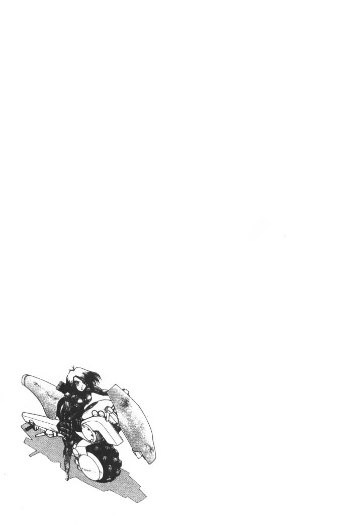 Battle Angel Alita chapter 44 trang 44
