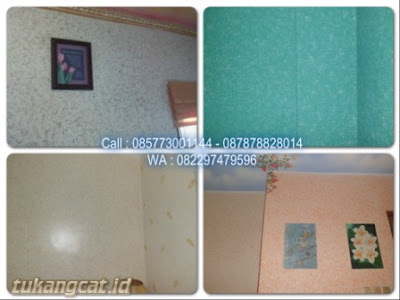 Cat wash dinding terbaru