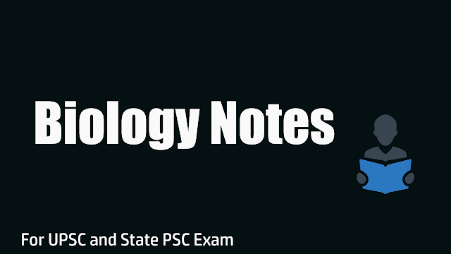 Biology Notes for UPSC