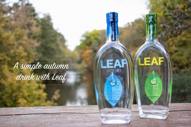 Weekend Libations - Leaf Vodka Highlight & The Classic Concord