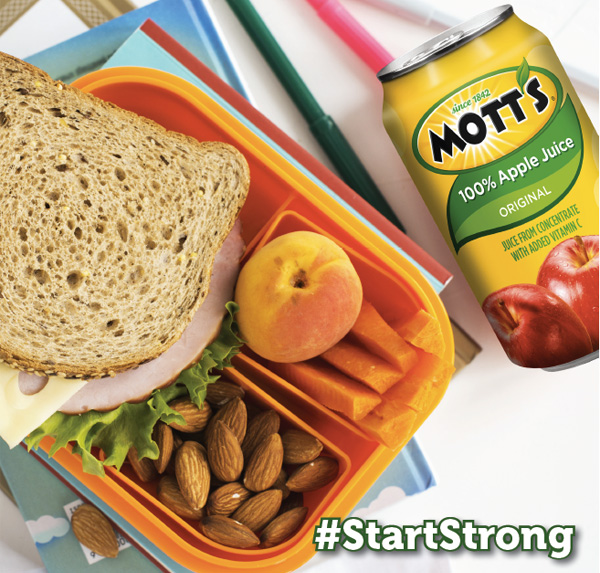 healthy lunch box - Mott's ambassador Janice Villanueva - Mott's apple juice - health tips for kids - Bacolod mommy blogger