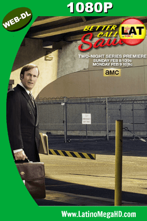 Better Call Saul (2015) 2da Temporada Latino Full HD WEB-DL 1080P (2015)