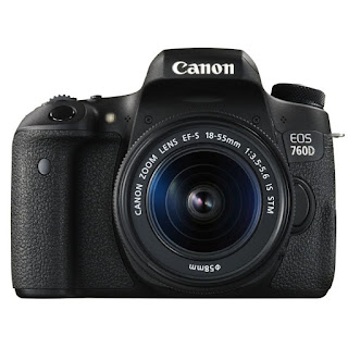 Canon EOS 760 D Camera Price in Nepal