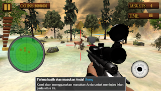 Download Jungle Deer Hunting 2016 Apk v1.1 (Mod Money) Terbaru