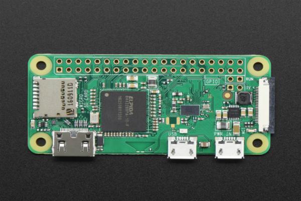 راسبيري باي تطلق Raspberry Pi Zero W الجديد