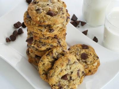 pamela's chocolate chip cookies ingredients