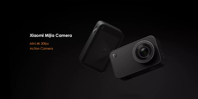 Xiaomi Mijia Camera Mini 4K