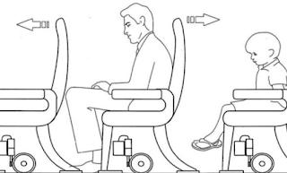 Legroom Adjustable Seats