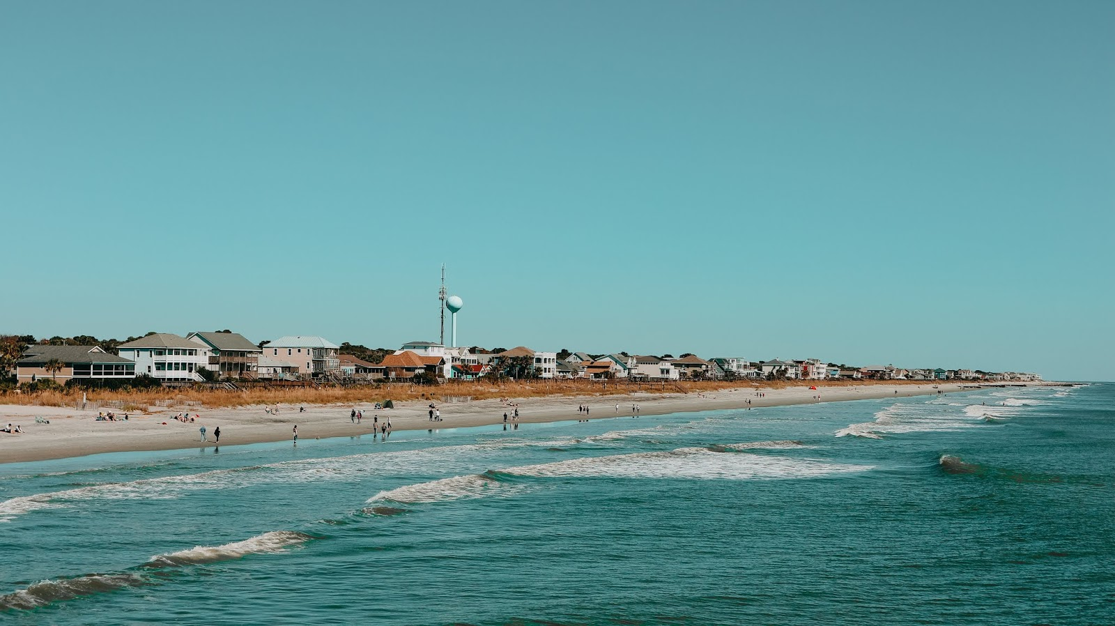 Falling In Love With Folly Beach, South Carolina - ItsHollieAnn