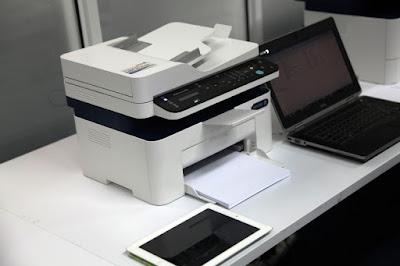 lézer printer - laptop használat