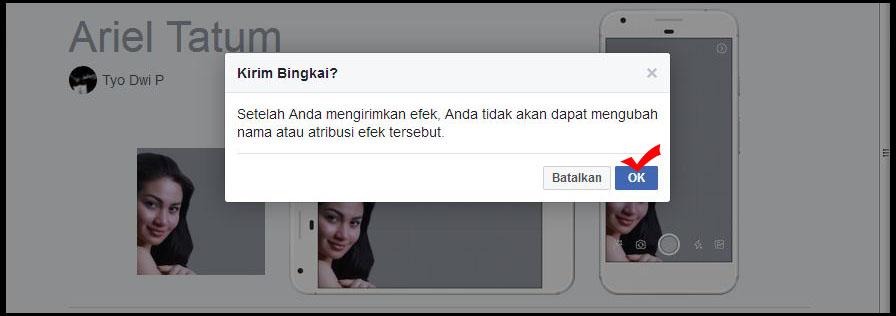cara membuat bingkai foto profile facebook sendiri