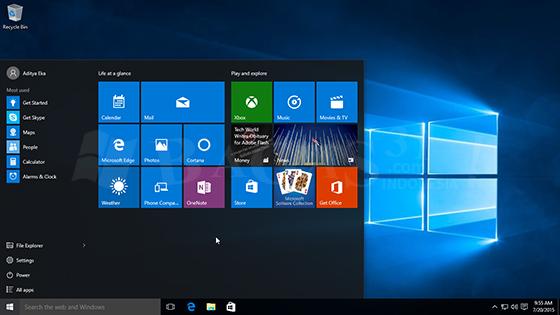 Windows 10 Pro Final Original Microsoft Vlsc: Windows 10 Enterprise + Kms Auto Lite