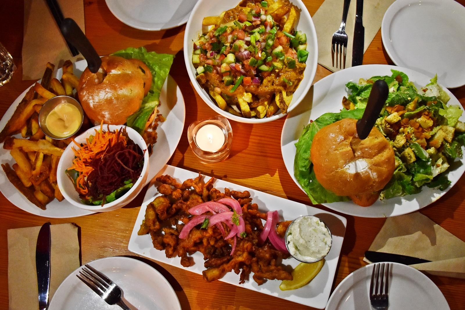 《早餐女皇之日常》: [加拿大素食] 植物系美食家!溫哥華精緻素食餐廳懶人包