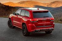 Jeep Grand Cherokee Trackhawk (2018) Rear Side
