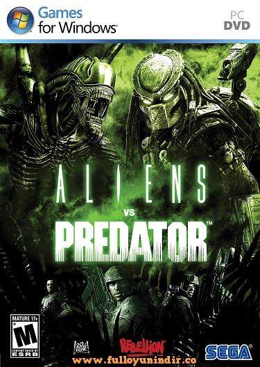 Aliens vs Predator PROPHET Tek Link