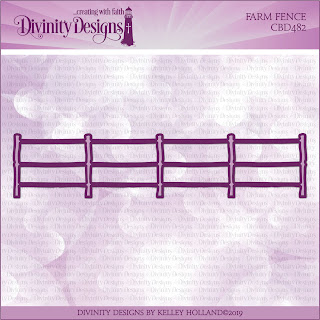 Divinity Designs LLC Custom Farm Fence Die