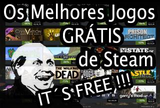 melhores jogos free to play para baixar de graça na steam