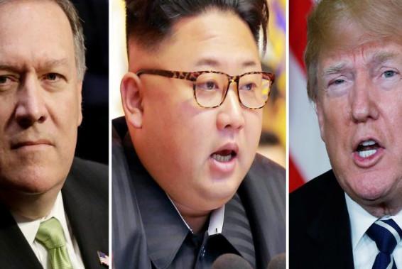 مدير المخابرات الأمريكية اجتمع سرا بزعيم كوريا الشمالية