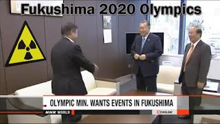 Japans 2020 Olympic Minister Toshiaki Endo