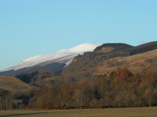 Exploring Coshieville and Surrounding Area in Perthshire, Scotland