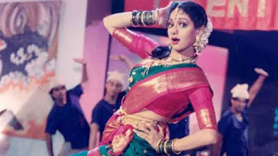 श्रीदेवी ने तेज बुखार में भी गुमराह में की थी शूटिंग