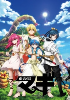 Download Magi The Labyrinth of Magic Subtitle Indonesia Batch Episode 1 – 24