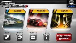 GT Racing Motor Academy gameplay 3