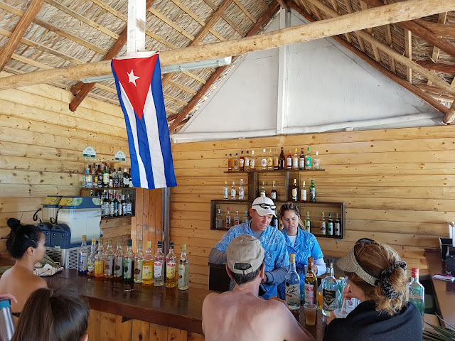 Valentin Perla Blanca - Cayo Santa Maria - Cuba - Caribe