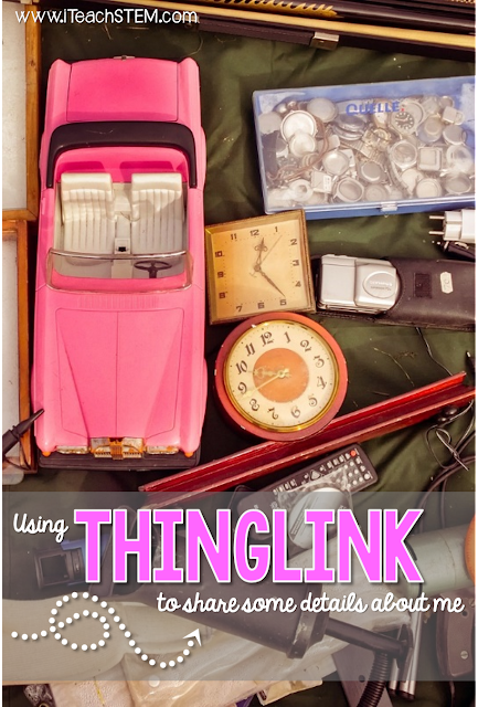 Technology hack: How to use ThingLink in the classroom. Tips and ideas for classroom teachers and elementary educators.