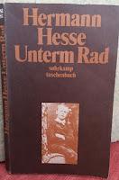 das Cover zeigt den 12jährigen Hermann Hesse