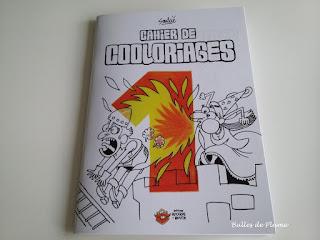 Bulles de Plume - Cooloriages (Roquemoute-Soulcié)