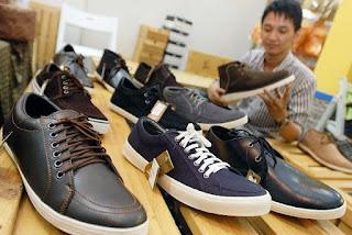 Peluang usaha tas dan sepatu di jakarta