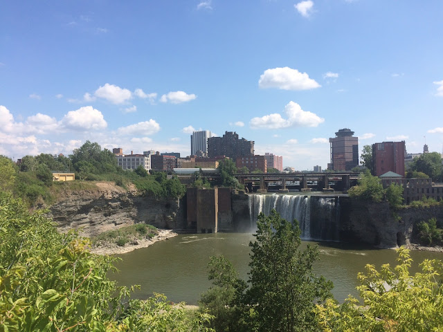 High Falls, Rochester, NY, USA